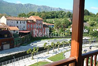Appartement en location à 200 m de la plage Asturies