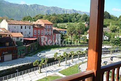 En el Centro de Llanes ( La Plaza ) Asturias