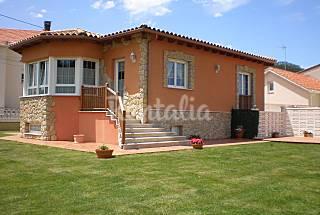 Maison en location à 700 m de la plage Asturies