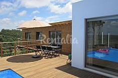 Casa para 4 pessoas a 10 km da praia Leiria