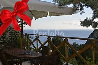Villa with 1 bedroom only 400 meters from the beach Latina