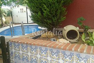 House for rent only 700 meters from the beach Alicante