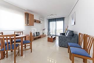 Apartamento para 5-6 personas a 500 m de la playa Castellón