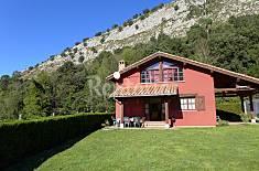 Villa pour 8 personnes à 10 km de la plage Asturies