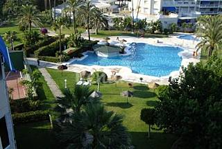 Apartamento de 3 habitaciones primera linea playa Málaga