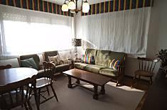 Apartamento de 4 habitaciones a 60 m de la playa Pontevedra