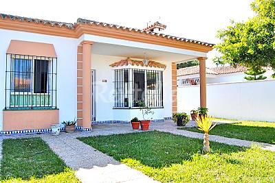 Villa de 3 habitaciones a 400 m de la playa Cádiz