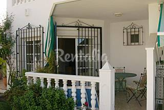 House for rent only 25 meters from the beach Málaga