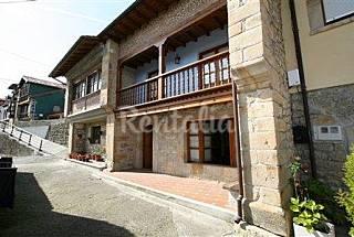 Maison pour 8 personnes à 10 km de la plage Asturies