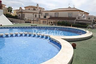 Casa para 5-6 personas a 500 m de la playa Alicante