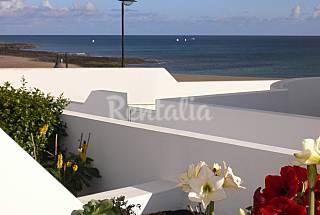 Casa de 2 habitaciones a 100 m de la playa Lanzarote