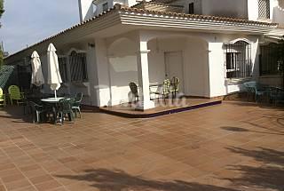Casa para 5-8 personas con piscina Huelva