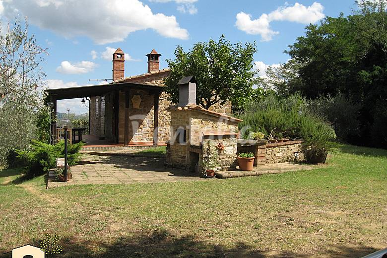 Casa para 2 5 personas en volterra montebradoni for Casa volterra