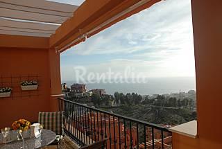 Ático encantador con espectaculares vistas Málaga
