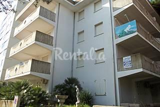 Apartamentos para 4-6 personas a 50 m de la playa Ferrara