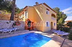 Villa para 1-8 personas con piscina Alicante