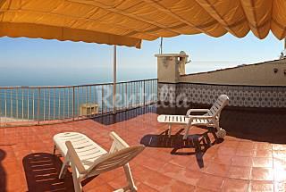 Apartamento de 3 habitaciones a 30 m de la playa Valencia