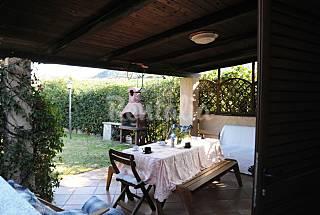 Villino con giardino a 300 m dalla spiaggia Olbia-Tempio