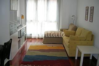 Apartamento 1ª línea Playa San Lorenzo Asturias