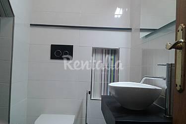 Apartment Bathroom Murcia San Javier Apartment