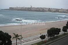 Apartamento para 8 personas en 1a línea de playa A Coruña/La Coruña