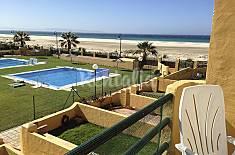Apartamento alquiler en 1a línea de playa Cádiz