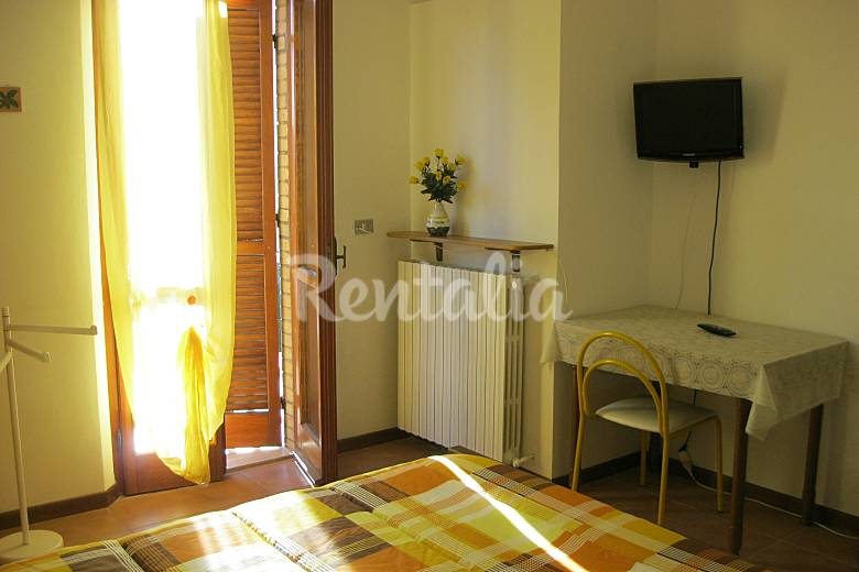 Apartment Bedroom Perugia Bastia Umbra Apartment