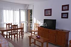Wohnung mit 2 Zimmern, 50 Meter bis zum Strand Tarragona