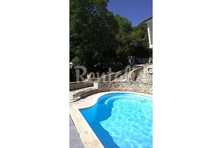 Villa Swimming pool Rieti Poggio Catino Countryside villa