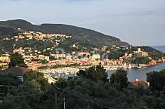 Appartamento con 2 stanze a 1000 m dalla spiaggia La Spezia