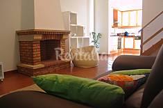 Apartamento com 2 quartos a 300 m da praia Beja