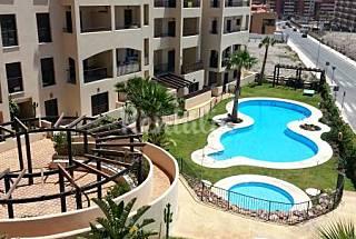 Piso 6 personas en Aguadulce Sur (4ºA) Almería