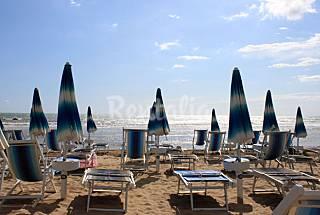 Abruzzo VastoMarina center apartment 100m to beach Chieti