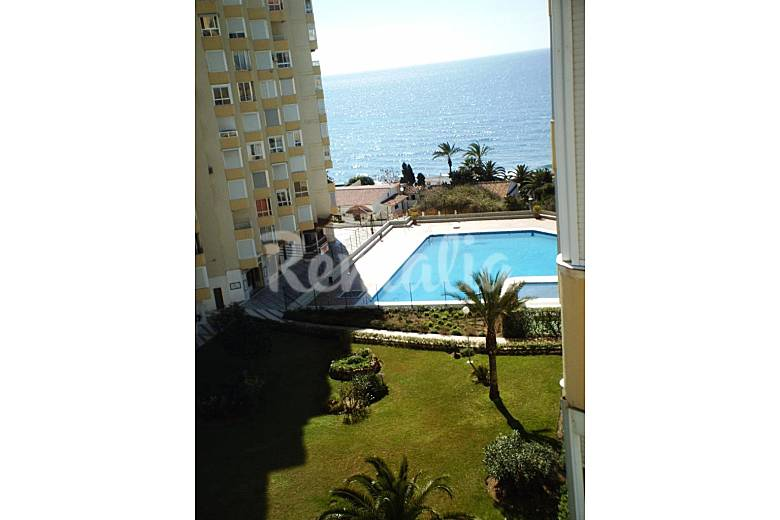 Apartment with 1 bedroom only 100 meters from the beach Málaga