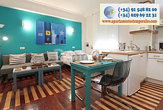 Estudios-office junto a Castellana y S. Bernabeu Madrid