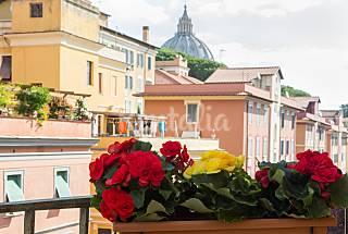 Mervelleux appartement au Vatican,San Pietro Rome