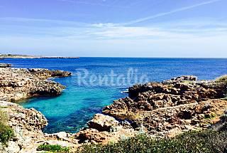 Apartamento Menorquin frente al mar y calas Menorca