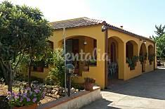 Villa per 4-6 persone a 2.5 km dalla spiaggia Siracusa