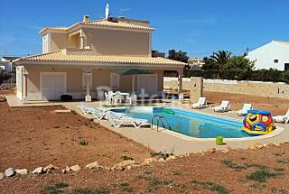 Villa for 8 people 6 km from the beach Algarve-Faro