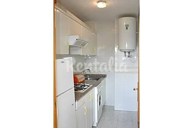 Apartamento a 100 m de la playa del cargador alcossebre for Cocinas castellon precios
