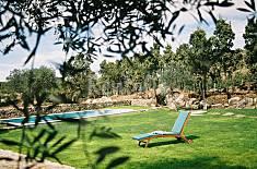 Casa de 4 habitaciones en Alentejo con piscina Portalegre