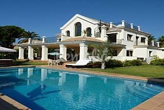 Villa de 6 chambres à 50 m de la plage Malaga