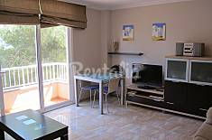 Apartment for rent only 1200 meters from the beach Ibiza