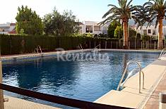 Apartment for 2-6 people only 150 meters from the beach Granada