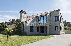 House for 8 people 7 km from the beach Pontevedra
