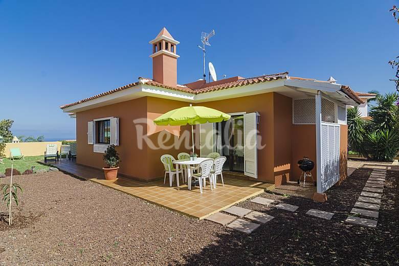 Villa de 4 habitaciones a 1 8 km de la playa el durazno puerto de la cruz tenerife - Casas ideales tenerife ...