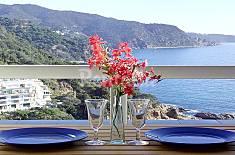 Apartamento para 4 personas a 300 m de la playa Girona/Gerona