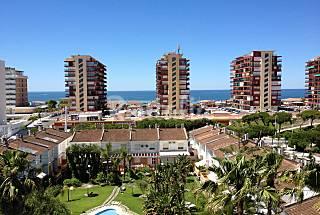 Apartamento para 2-4 pessoas a 400 m da praia Huelva