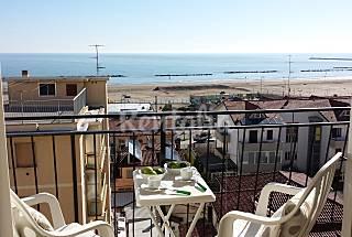 Apartamento para 2-4 personas a 50 m de la playa Ferrara