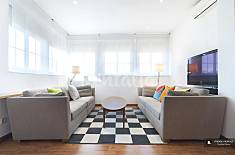 The Trafalgar Terrace apartment in Madrid Madrid